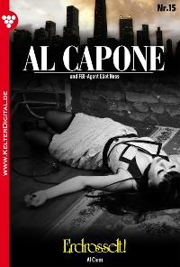Cover Al Capone 15 – Kriminalroman