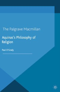 Cover Aquinas's Philosophy of Religion