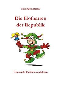 Cover Die Hofnarren der Republik