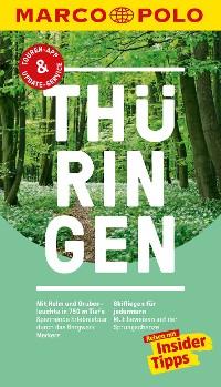 Cover MARCO POLO Reiseführer Thüringen
