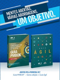 Cover A Guide to the Project Management Body of Knowledge (PMBOK(R) Guide- / Agile Practice Guide Bundle (BRAZILIAN PORTUGUESE)