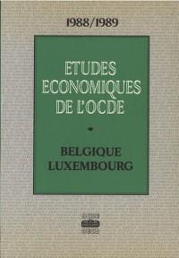 Cover Etudes economiques de l'OCDE : Belgique 1989