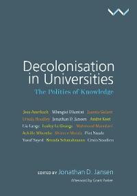 Cover Decolonisation in Universities
