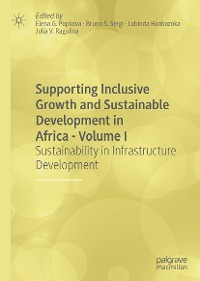 Cover Supporting Inclusive Growth and Sustainable Development in Africa - Volume I
