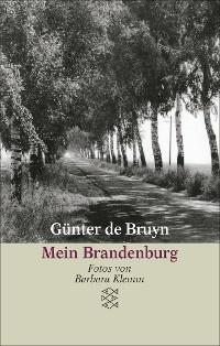 Cover Mein Brandenburg