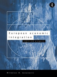 Cover European Economic Integration