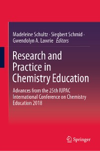 Cover Research and Practice in Chemistry Education