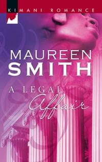Cover Legal Affair