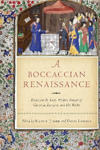 Cover A Boccaccian Renaissance
