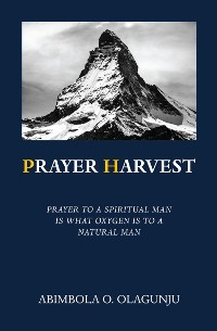 Cover Prayer Harvest
