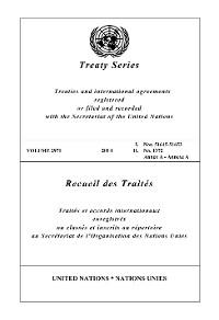 Cover Treaty Series 2971/Recueil des Traités 2971