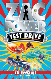 Cover Zac Power Test Drive