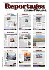 Cover Reportages N. 25 Bis