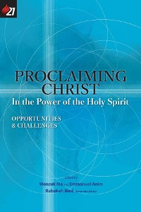 Cover Proclaiming Christ in the Power of the Holy Spirit