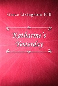 Cover Katharine's Yesterday