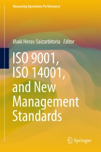 Cover ISO 9001, ISO 14001, and New Management Standards