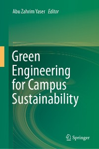 Cover Green Engineering for Campus Sustainability