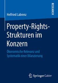 Cover Property-Rights-Strukturen im Konzern