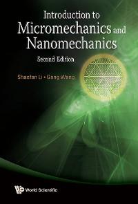 Cover Introduction To Micromechanics And Nanomechanics (2nd Edition)
