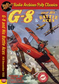 Cover G-8 and His Battle Aces #39 December 193