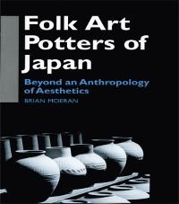 Cover Folk Art Potters of Japan
