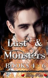 Cover Lust & Monsters 4 - 6