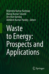 Cover Waste to Energy: Prospects and Applications