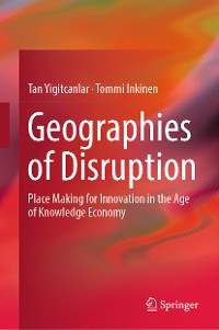 Cover Geographies of Disruption