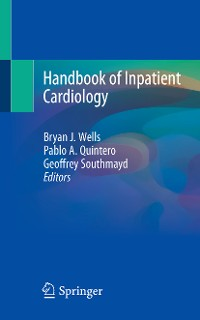 Cover Handbook of Inpatient Cardiology