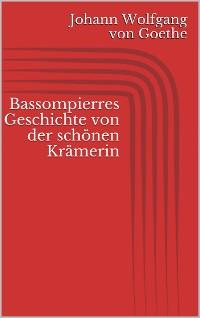 Cover Bassompierres Geschichte von der schönen Krämerin