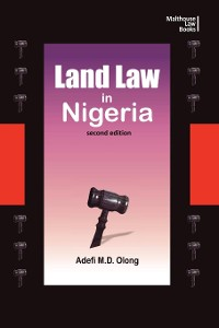 Cover Land Law in Nigeria