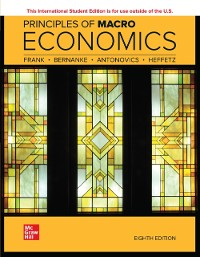 Cover ISE eBook Online Access for Principles of Macroeconomics