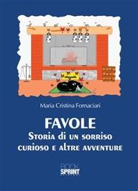 Cover Favole - Storia di un sorriso curioso e altre avventure
