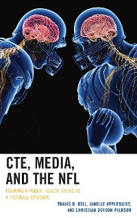 Cover CTE, Media, and the NFL
