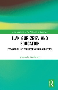 Cover Ilan Gur-Ze'ev and Education