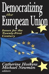 Cover Democratizing the European Union