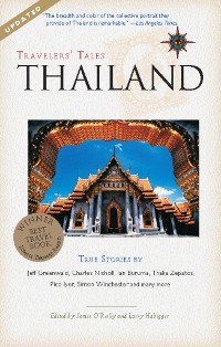 Cover Travelers' Tales Thailand