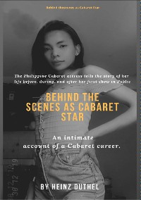 Cover An intimate account of a Cabaret career