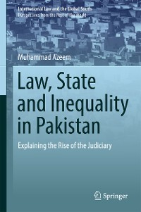 Cover Law, State and Inequality in Pakistan