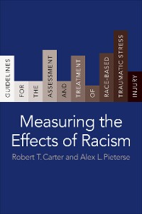 Cover Measuring the Effects of Racism