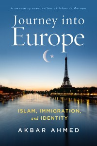 Cover Journey into Europe