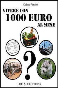 Cover Vivere con 1000 euro al mese