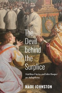 Cover The Devil behind the Surplice