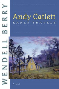 Cover Andy Catlett, Early Travels