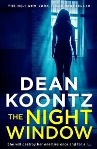 Cover Night Window (Jane Hawk Thriller, Book 5)