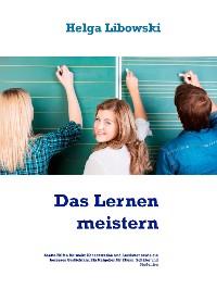 Cover Das Lernen meistern