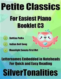 Cover Petite Classics for Easiest Piano Booklet C3