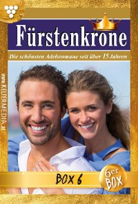 Cover Fürstenkrone Jubiläumsbox 6 – Adelsroman
