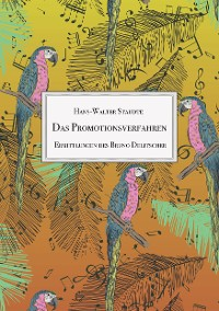 Cover Das Promotionsverfahren