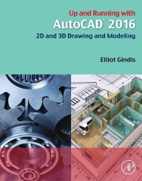 Cover Up and Running with AutoCAD 2016